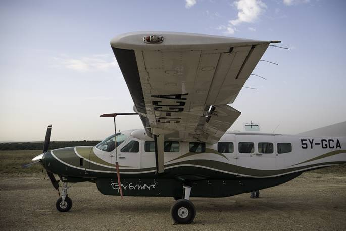 Governors Cessna