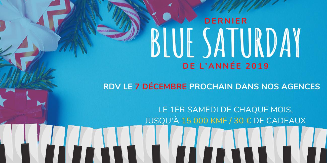 Blue Saturday Fr