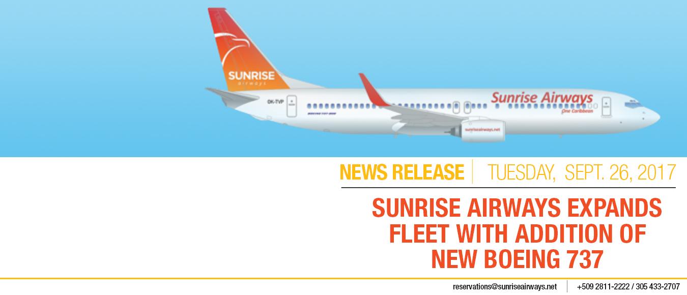 News release Boeing 737 slider