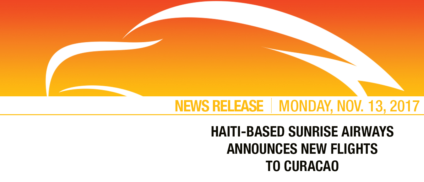 News release slider Curacao