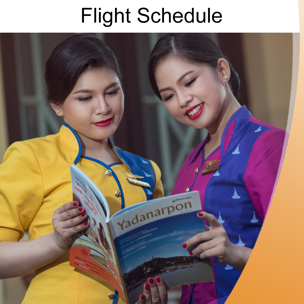 Flight Schedule Final