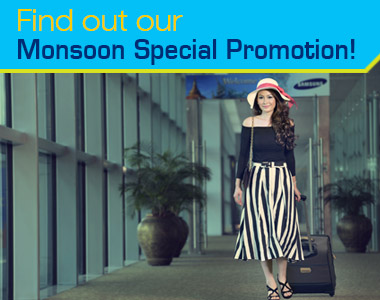 Monsoon Special Promotion