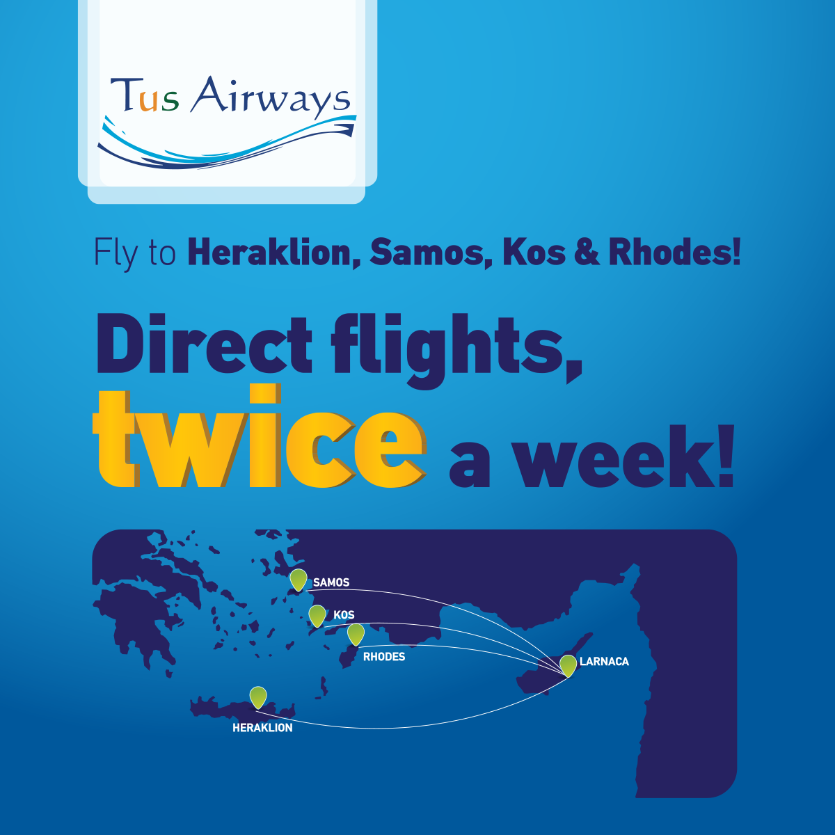 Special fares to Greece
