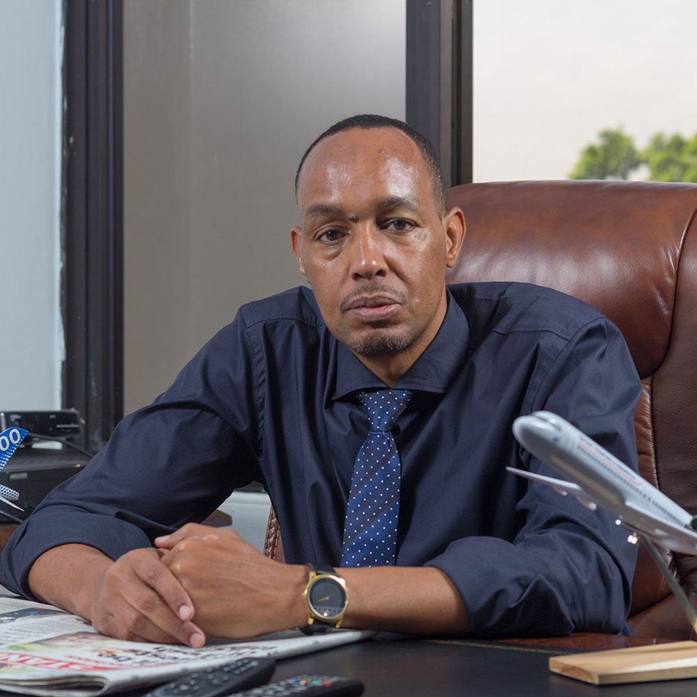 Capt Mohamed Chairman Board of Directors