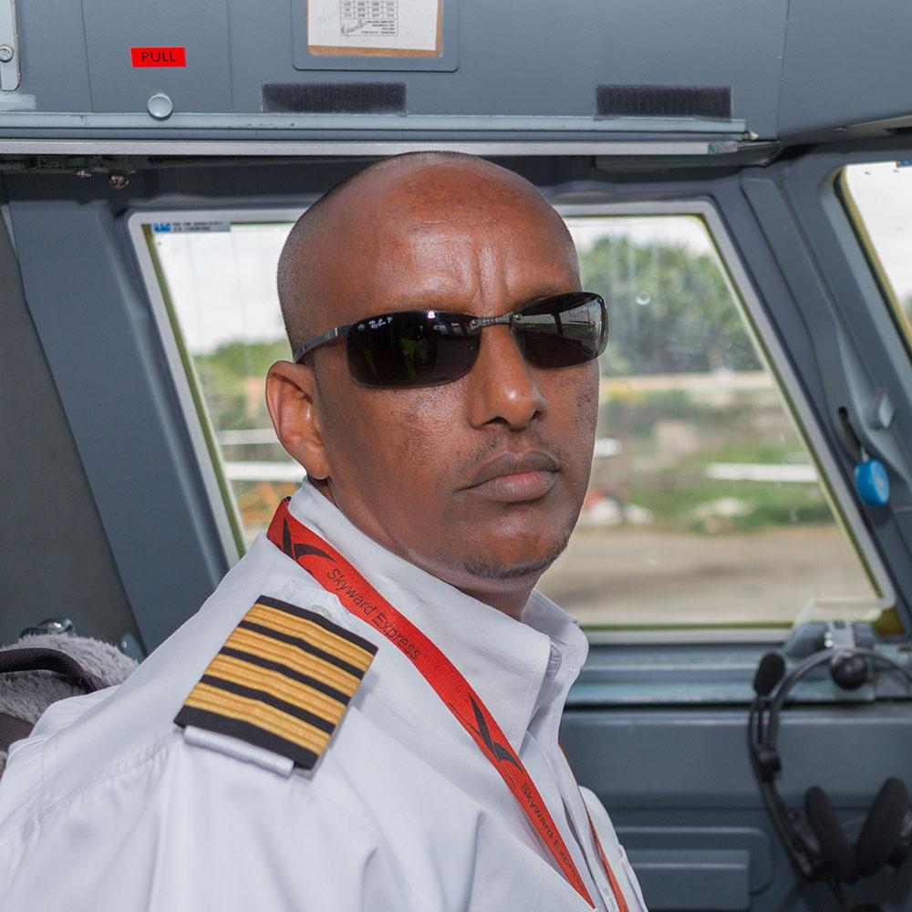 Capt. Isaack Somow
