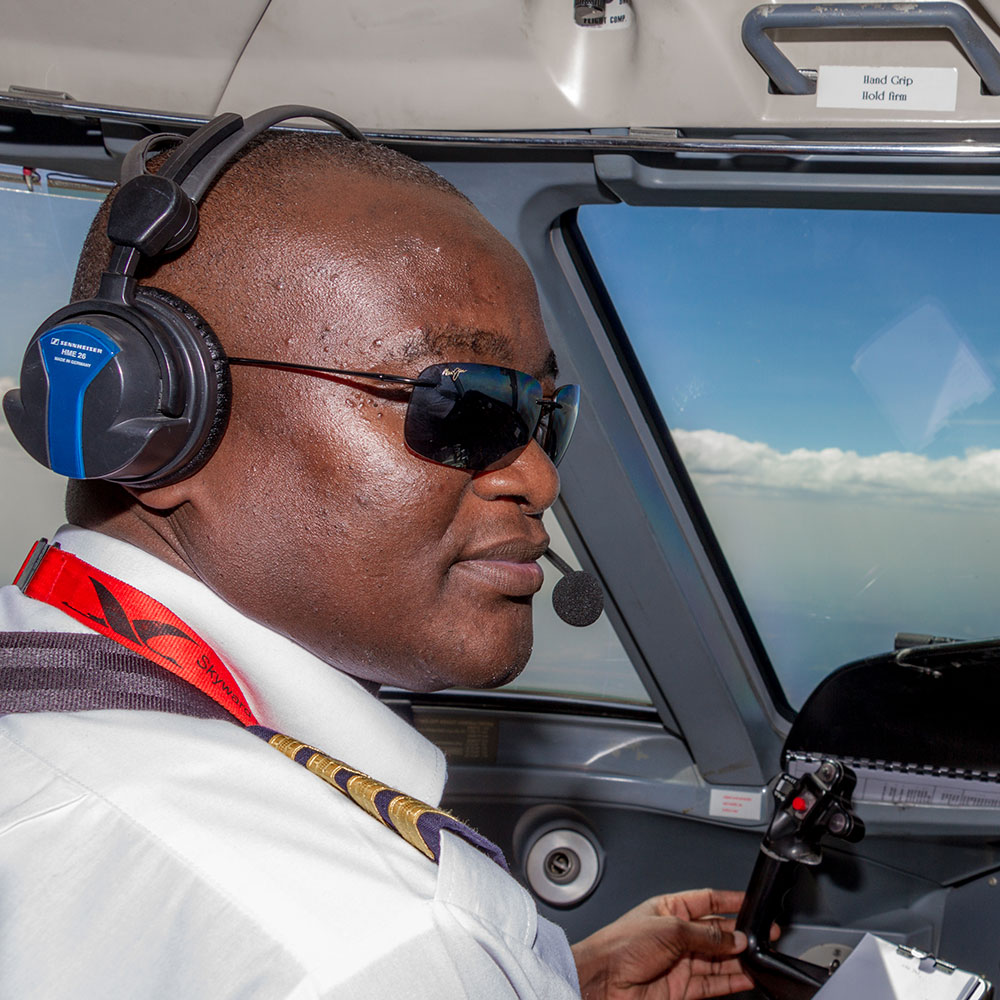Capt. Alex Omollo