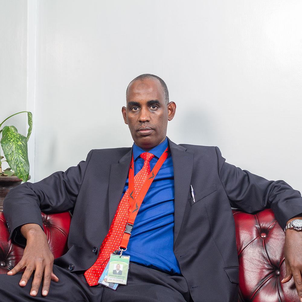 Abdullahi Mohammed
