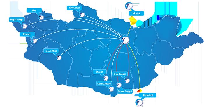 DestinationMap