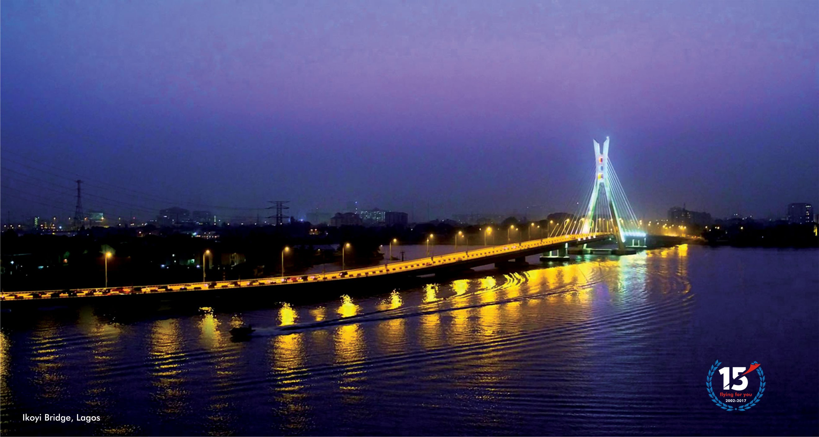Ikoyi bridge Lagos