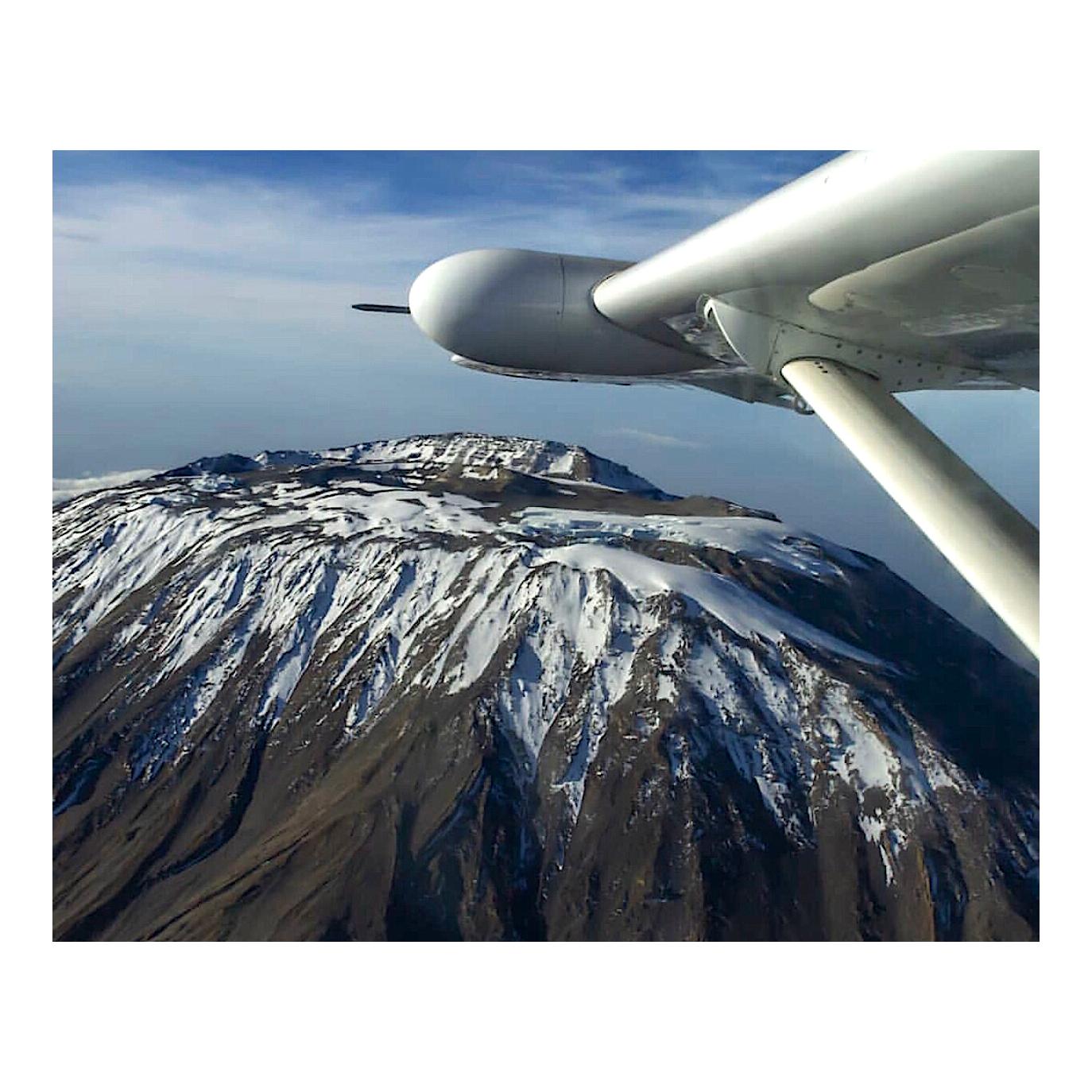 Kilimanjaro scenic