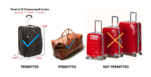 Air Excel - Luggage Guidelines