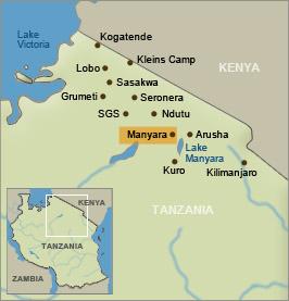 Air Excel - Fly to Manyara' Tanzania