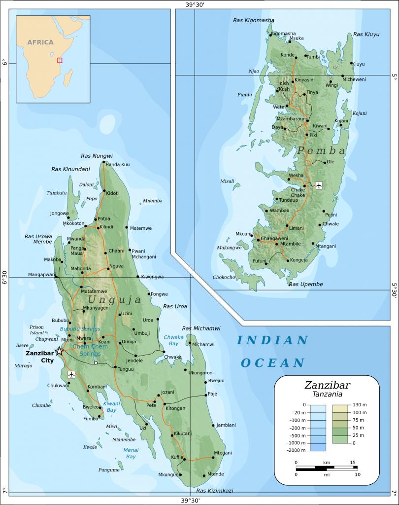 Zanzibar ZanAir 1