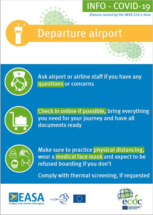 departure airport