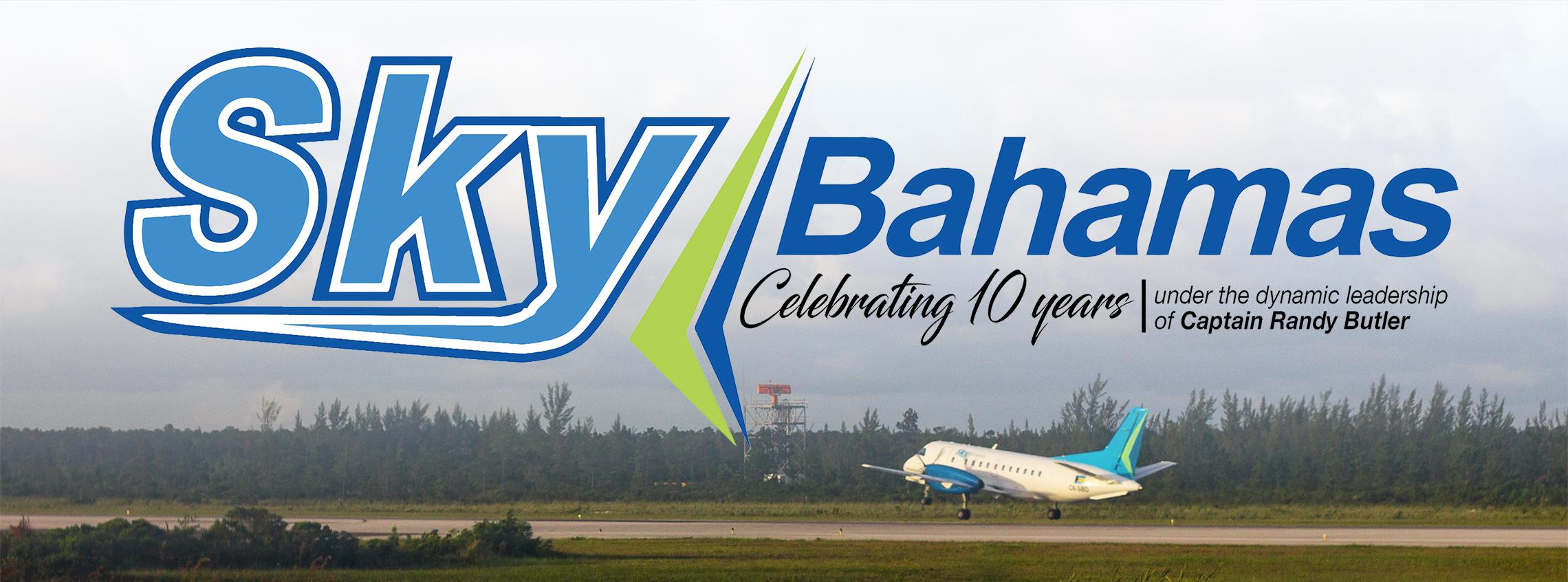 SkyBahamas Anniversary Post