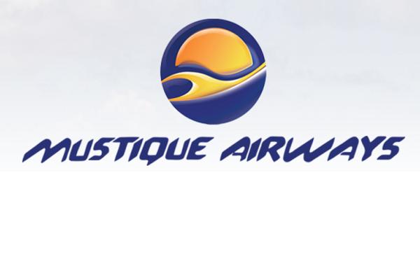 0 Mustique Airways logo