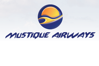 0 Mustique Airways logo