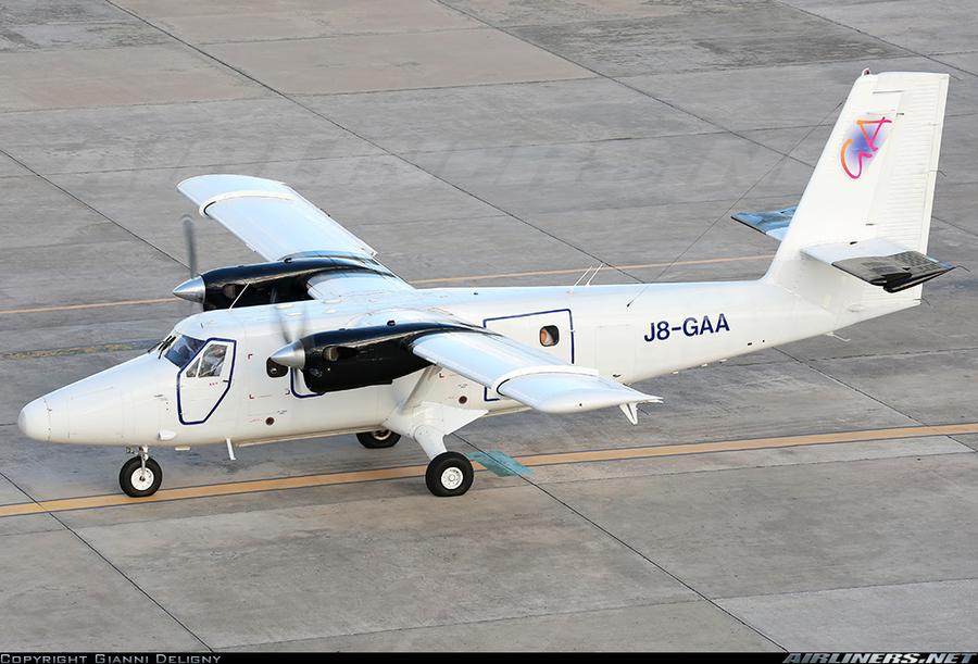 2 DHC6 J8 GAA
