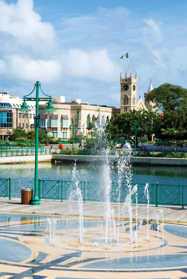 8 Barbados