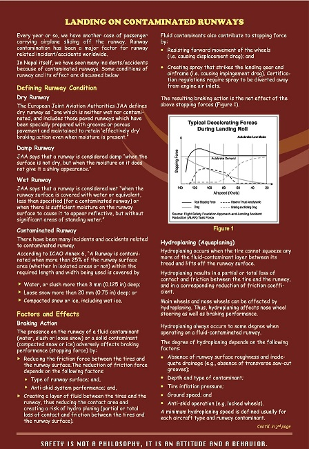 Safety Bulletin Issue Vol 2 Page II