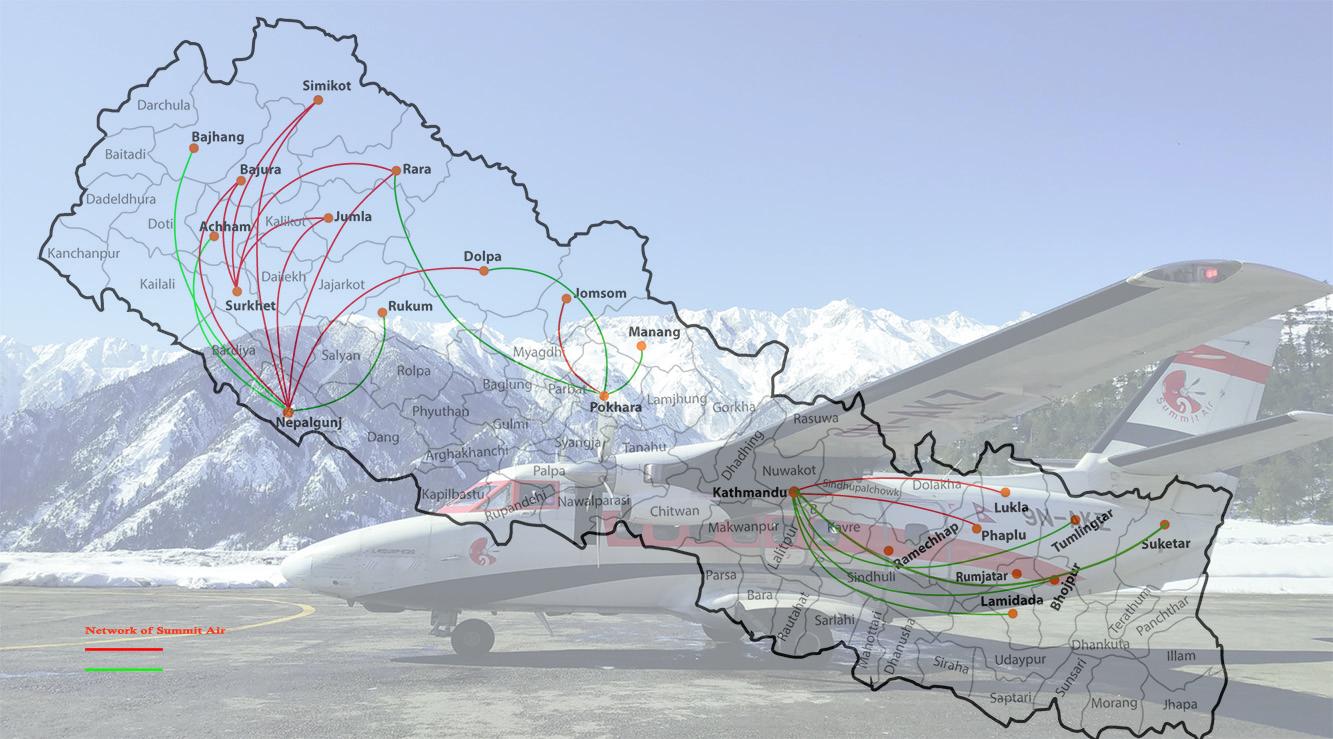 Summit Air Network 2