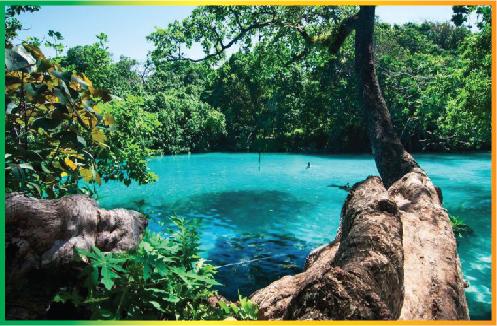 Blue Lagoon JA