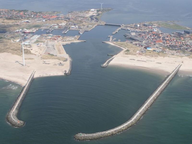 Hvide Sande havn 800 x 600