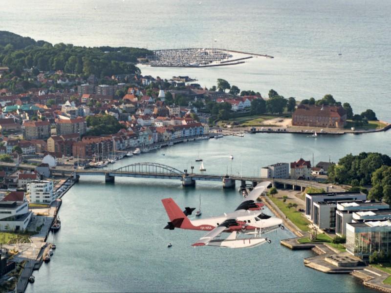 Nordic Seaplanes over Sønderborg 800 x 600