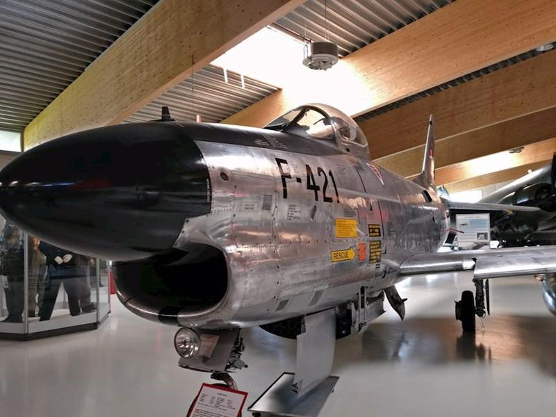 Stauning flymuseum jet 800 x 600
