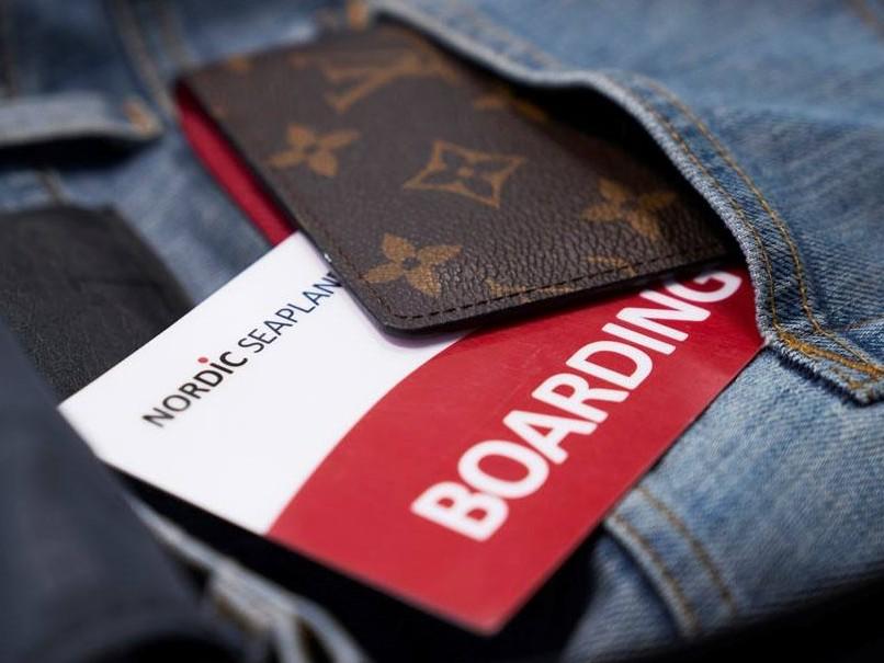 boarding kort