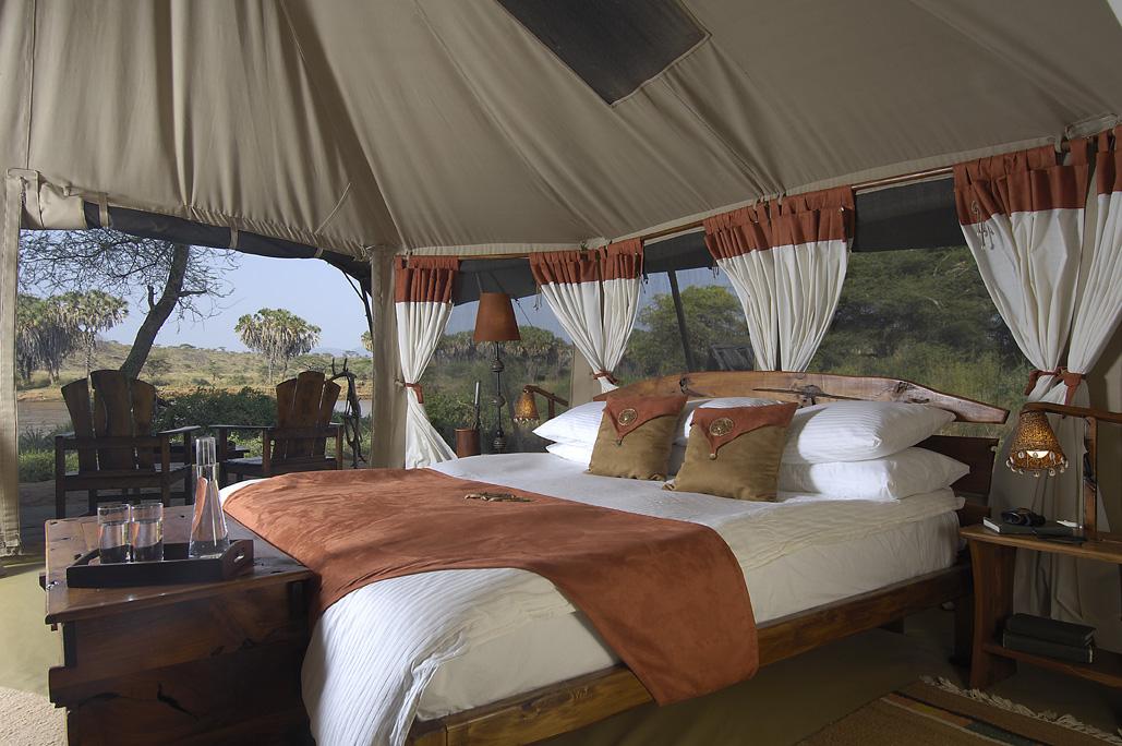 Safarilink-Elephant Bedroom Flying Package