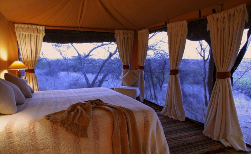 Safarilink-2 nights Lewa Safari Camp Flying Package