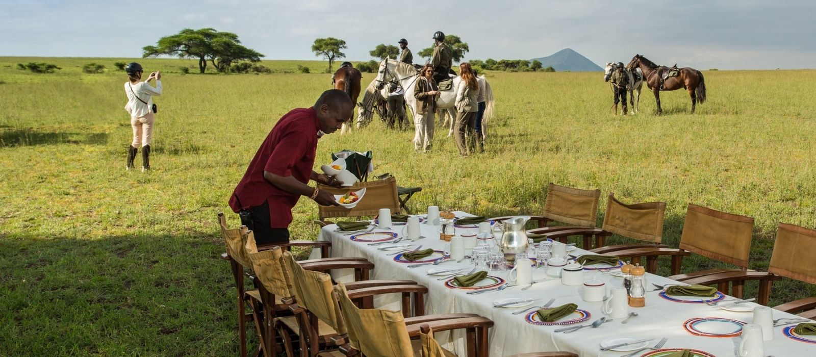 Safarilink-2 nights Ol donyo Lodge Flying Package