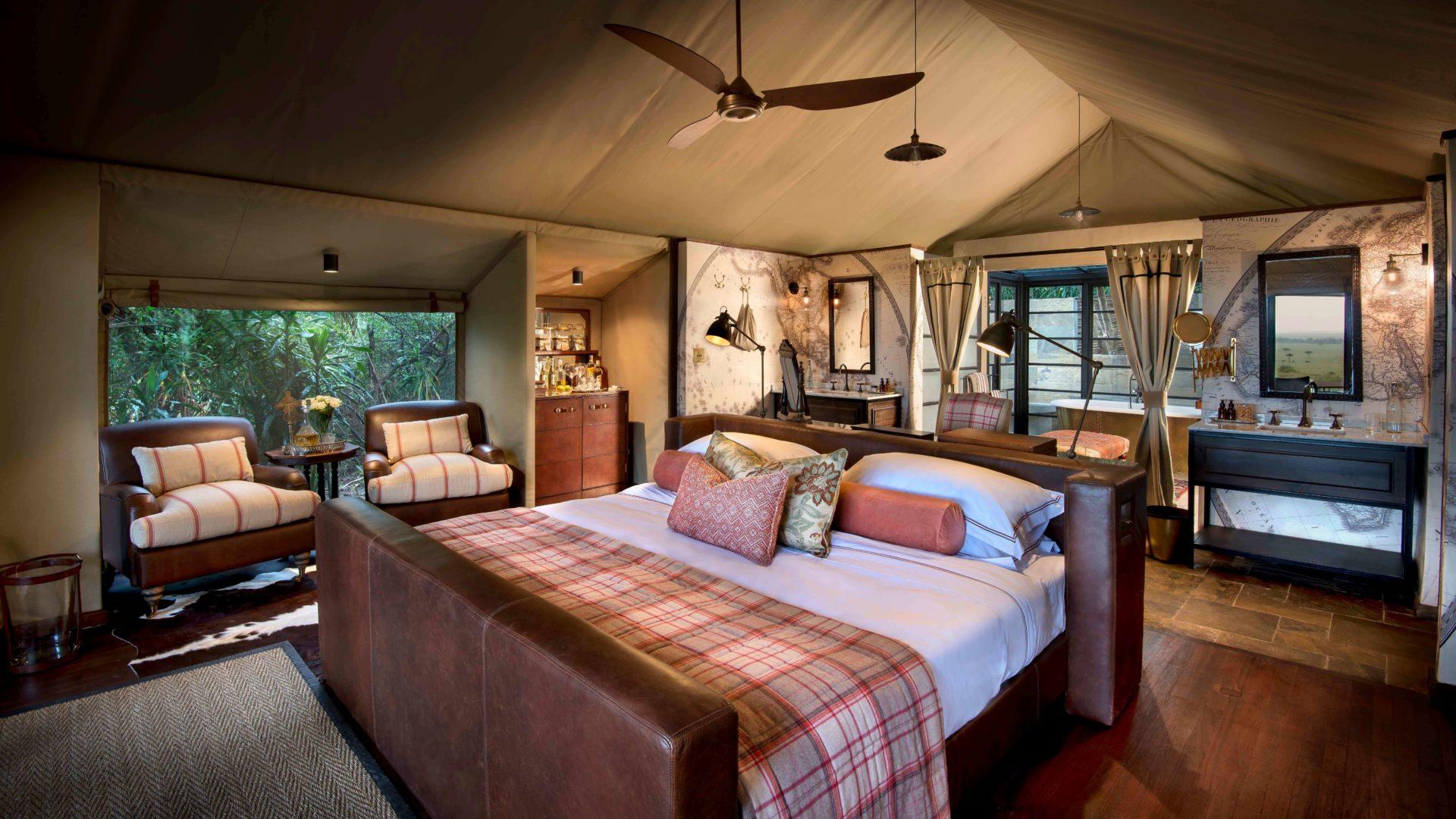Safarilink-2 nights Bateleur Camp Flying package