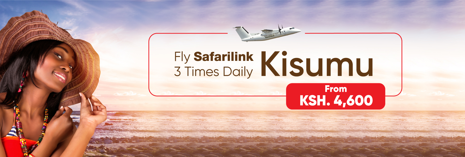 Fly Safarilink To Kisumu Website