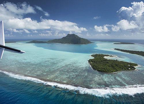 Excursions à la journée - Tahiti Air Charter