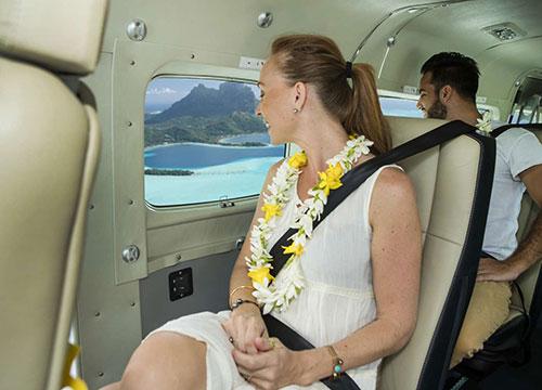 Vols Découverte - Tahiti Air Charter