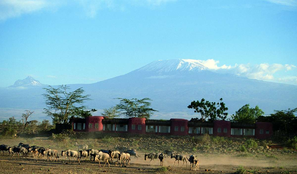 Airkenya Express LTD-2019 AMBOSELI SERENA 3 days 2 nights