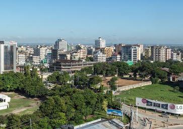 Dar City Life