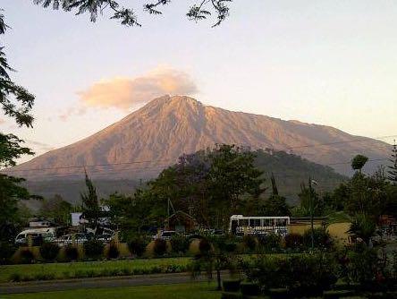 Mount Meru Arusha