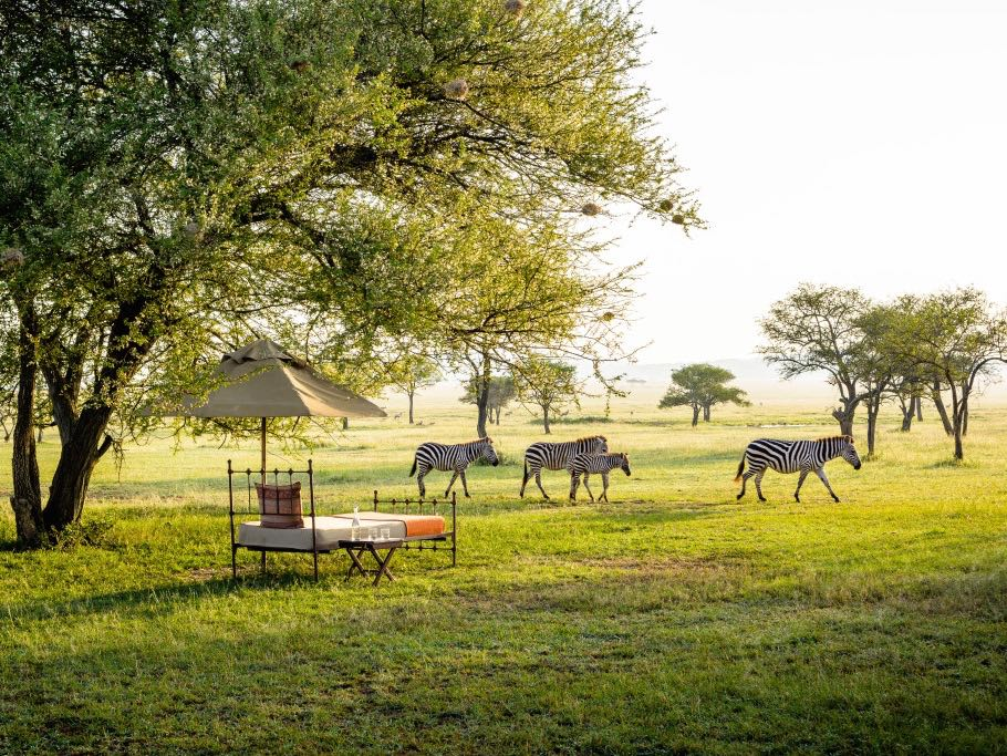 Singita Sabora Tented Camp 1