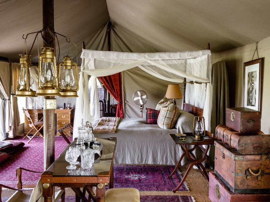 Singita Sabora Tented Camp 2