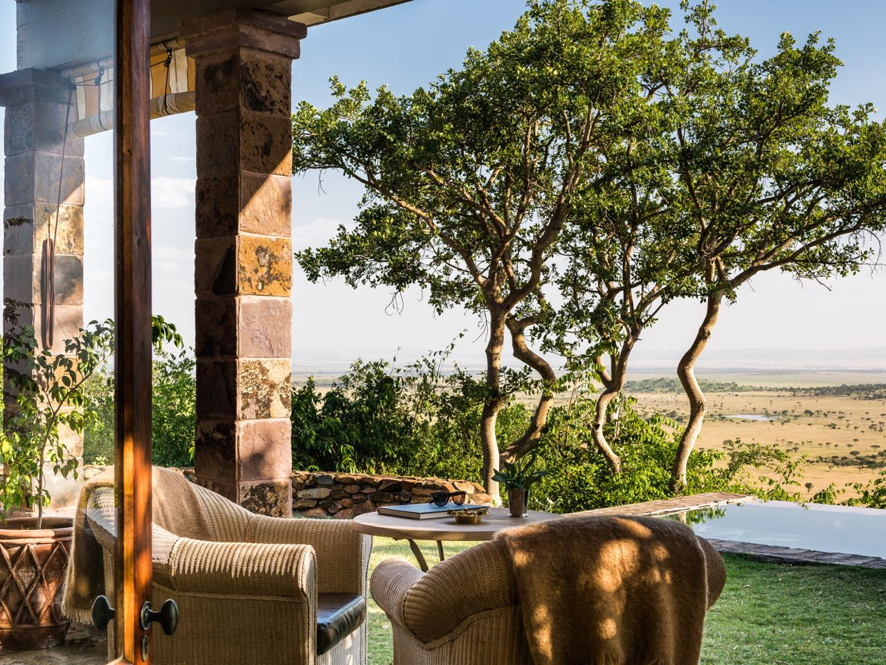 Singita Sasakwa Lodge 1