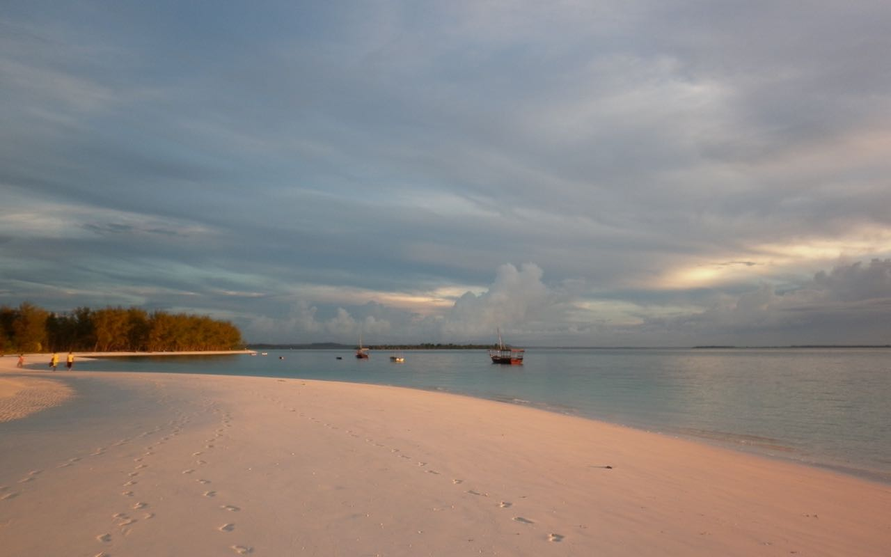 Zanzibar Footprints